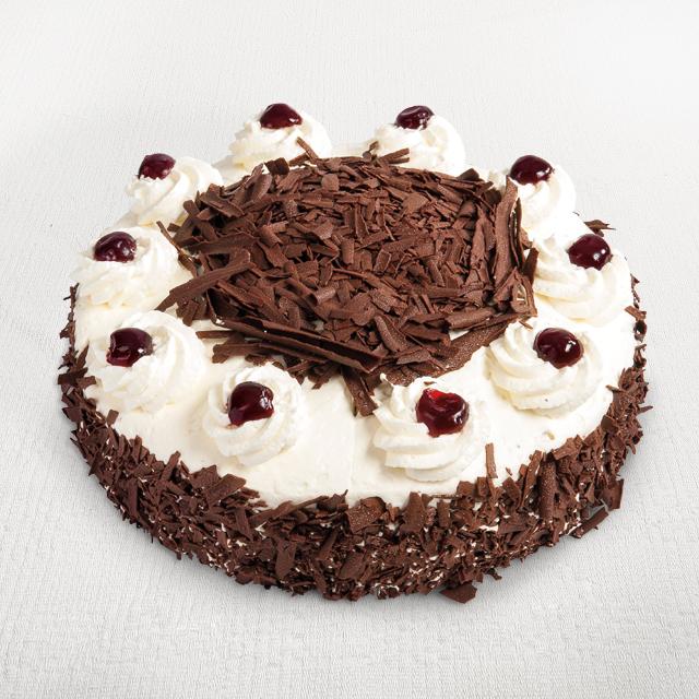 Schwarzwälder Kirsch Torte