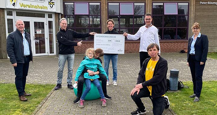 Schiefbahn Spendenaktion