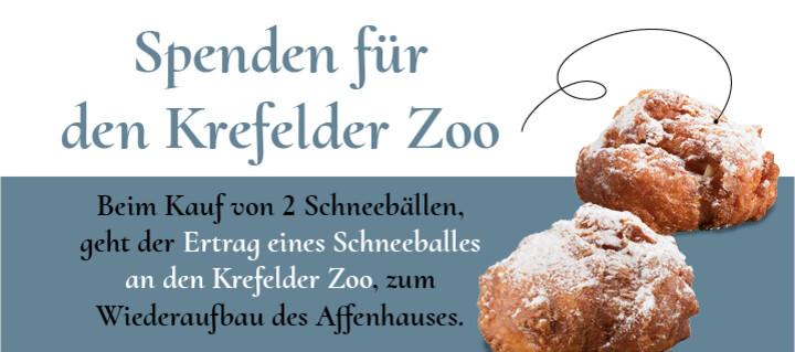 Spendenaktion Krefelder Zoo