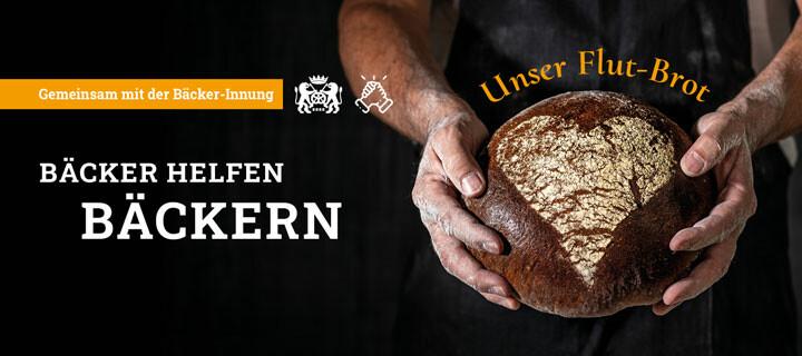 Bäcker helfen Bäckern
