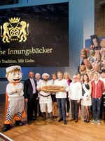 Gruppenfoto Tag des Deutschen Brotes