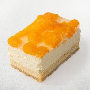 Schmand-Mandarinen Schnitte