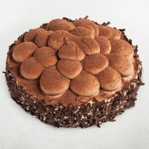 Mousse au Chocolate Torte