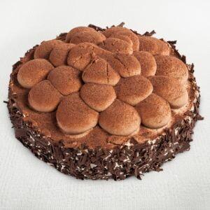 Mousse au Chocolate Torte