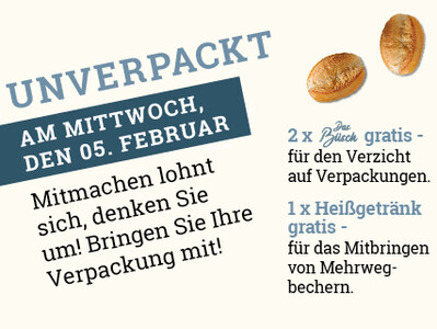 Unverpackt-Tag