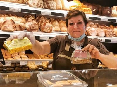 Dorothea Wolniak - Bäckerei-Fachverkäuferin