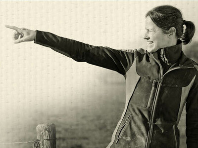 Eva Böhling - Landwirtin aus Bedburg-Hau